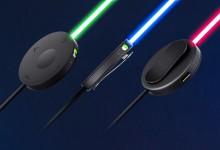 会发光的多功能荧光耳机 太神奇了 让你过目难忘哦!