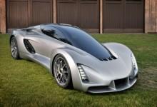 全球首辆3D打印超级跑车诞生,超级跑车白菜价,你信吗?