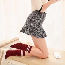 日系袜子女韩国堆堆袜短袜纯棉少女袜长袜糖果色百搭学生春秋冬季